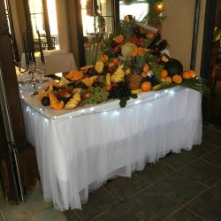 buffet fruits