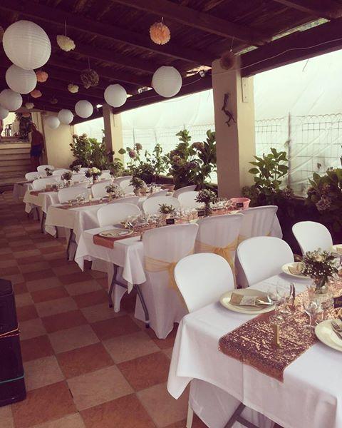 Mariage 18 aout boco salle de repas